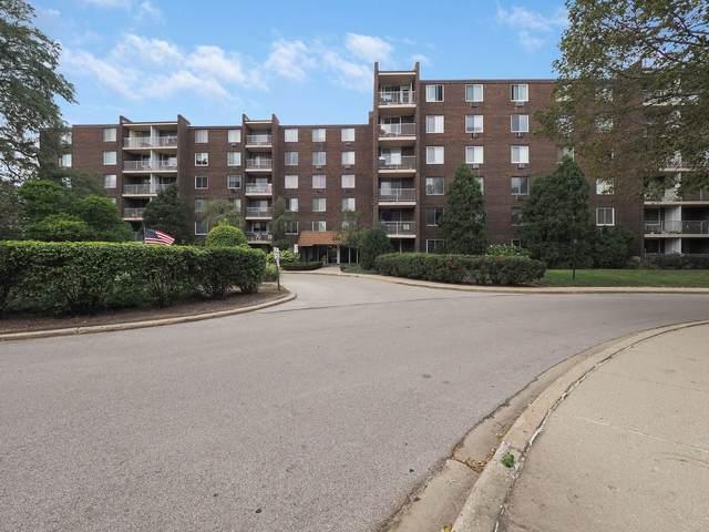 225 S Rohlwing Road #115, Palatine, IL 60074 (MLS #11227565) :: John Lyons Real Estate