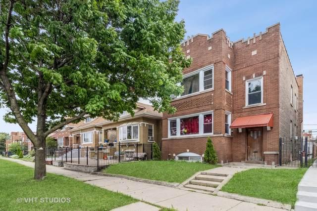 5051 W Montana Avenue, Chicago, IL 60639 (MLS #11227592) :: The Spaniak Team