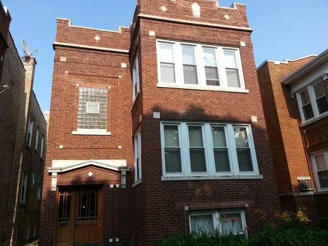 4133 N Marmora Avenue, Chicago, IL 60634 (MLS #11227600) :: The Spaniak Team