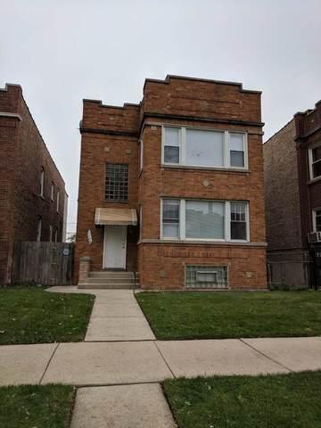 6128 N Claremont Avenue, Chicago, IL 60659 (MLS #11227620) :: The Spaniak Team