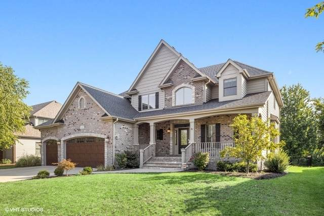 11657 Rushmore Drive, Plainfield, IL 60585 (MLS #11227622) :: Littlefield Group