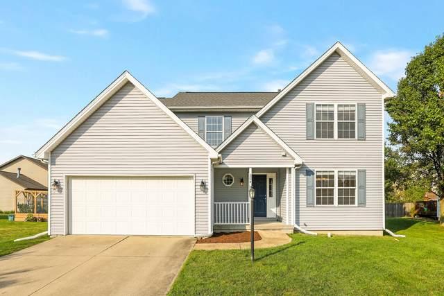 204 E Tomaras Avenue, Savoy, IL 61874 (MLS #11227627) :: John Lyons Real Estate