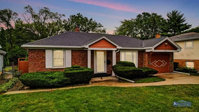 133 S Greenwood Avenue, Palatine, IL 60074 (MLS #11227631) :: John Lyons Real Estate