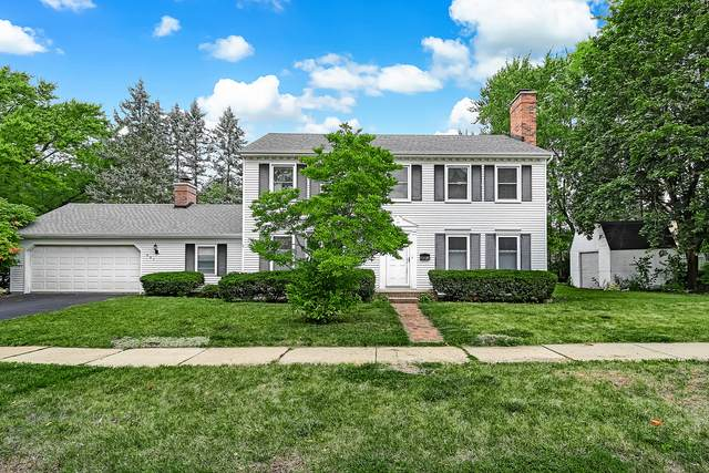 541 Burning Tree Lane, Naperville, IL 60563 (MLS #11227632) :: The Wexler Group at Keller Williams Preferred Realty