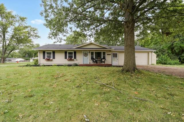 1214 Hollycrest Drive, Champaign, IL 61821 (MLS #11227641) :: Littlefield Group