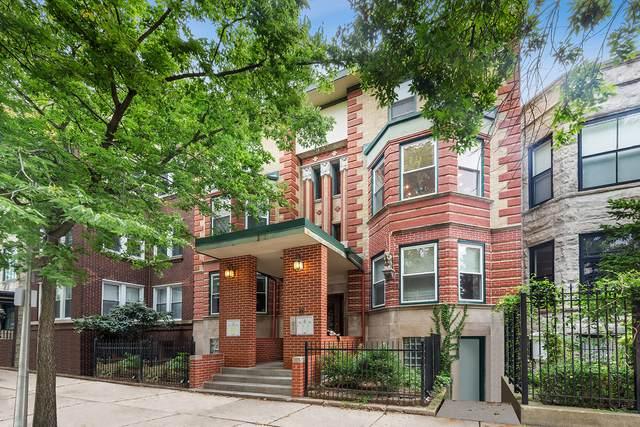 925 W Cullom Avenue 2W, Chicago, IL 60613 (MLS #11227642) :: BN Homes Group