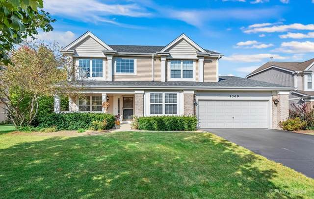 1368 Mulberry Lane, Cary, IL 60013 (MLS #11227649) :: Littlefield Group