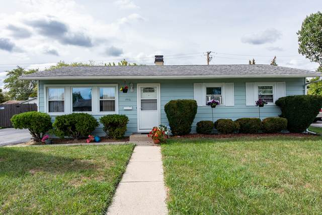 1416 Westmoreland Avenue, Waukegan, IL 60085 (MLS #11227668) :: The Spaniak Team