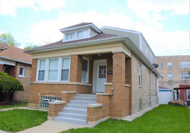 3311 W 66th Place, Chicago, IL 60629 (MLS #11227718) :: The Spaniak Team