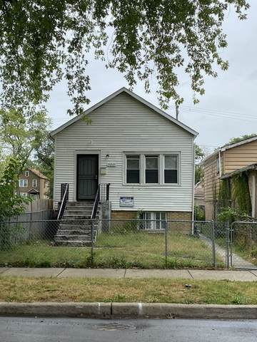 5221 S May Street, Chicago, IL 60609 (MLS #11227766) :: The Spaniak Team