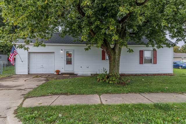 921 E Short Street, Tuscola, IL 61953 (MLS #11227784) :: Ryan Dallas Real Estate