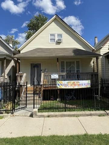 7017 S Bishop Street, Chicago, IL 60636 (MLS #11227794) :: The Spaniak Team