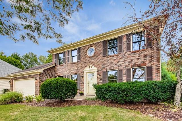 1808 Slippery Rock Court, Naperville, IL 60565 (MLS #11227865) :: Carolyn and Hillary Homes