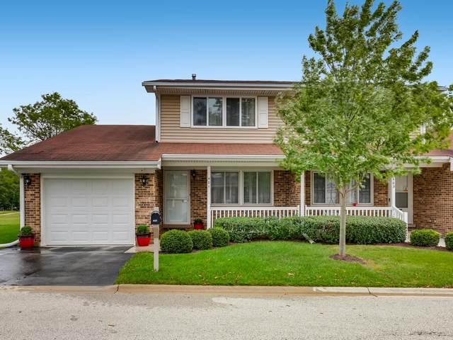 401 Fairfield Court, Schaumburg, IL 60193 (MLS #11227867) :: Carolyn and Hillary Homes