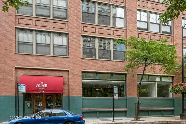 621 S Plymouth Court #504, Chicago, IL 60605 (MLS #11227875) :: BN Homes Group