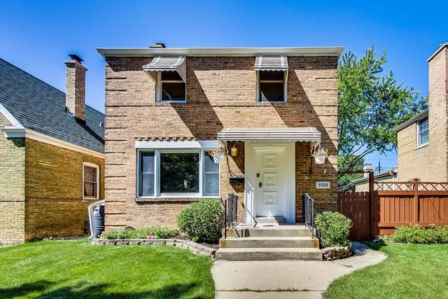 5106 N Newland Avenue, Chicago, IL 60656 (MLS #11227886) :: The Wexler Group at Keller Williams Preferred Realty