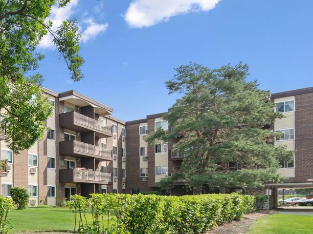 1321 S Finley Road #109, Lombard, IL 60148 (MLS #11227890) :: Carolyn and Hillary Homes