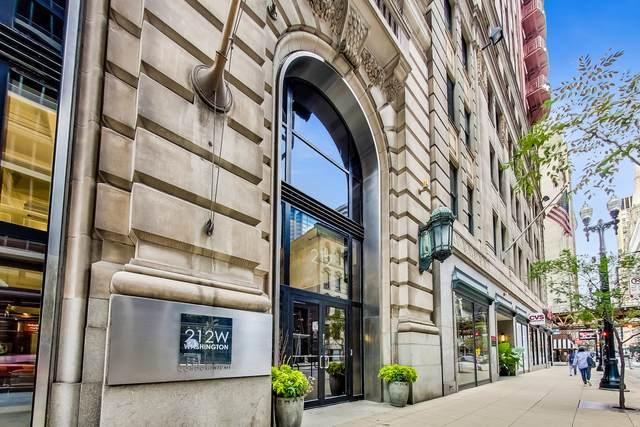212 W Washington Street 704C, Chicago, IL 60606 (MLS #11227933) :: BN Homes Group