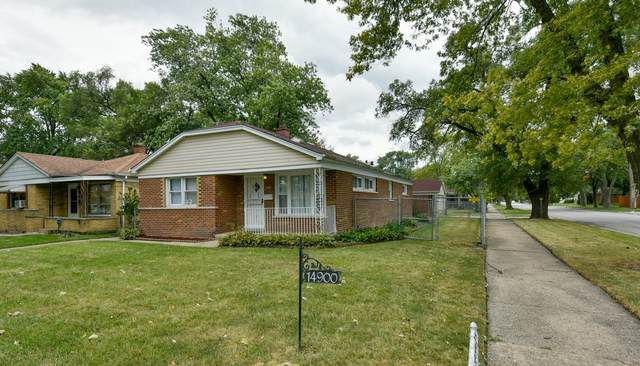 14900 Edbrooke Avenue, Dolton, IL 60419 (MLS #11227956) :: The Spaniak Team