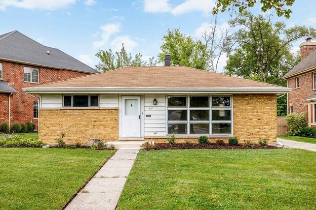 437 Emery Lane, Elmhurst, IL 60126 (MLS #11228035) :: Rossi and Taylor Realty Group
