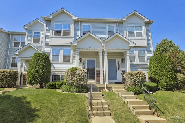 102 Holiday Lane 24-2, Hainesville, IL 60073 (MLS #11228104) :: Lux Home Chicago