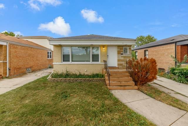 14329 S Yates Avenue, Burnham, IL 60633 (MLS #11228156) :: The Wexler Group at Keller Williams Preferred Realty
