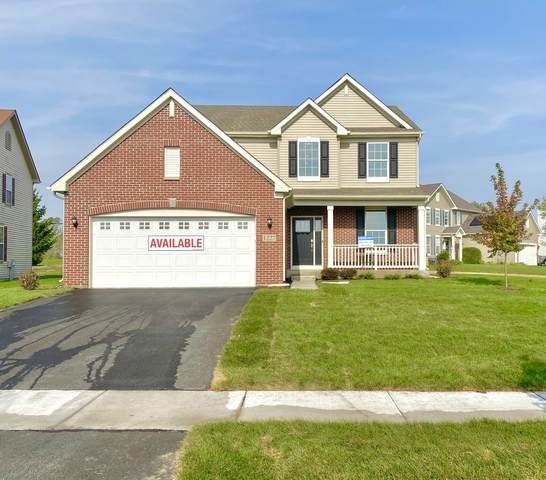 1309 Barberry Way, Joliet, IL 60431 (MLS #11228157) :: Lux Home Chicago