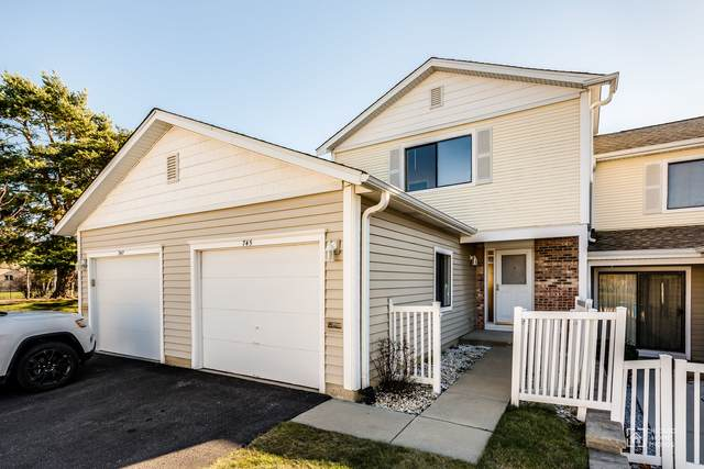 745 Whitesail Drive, Schaumburg, IL 60194 (MLS #11228177) :: John Lyons Real Estate