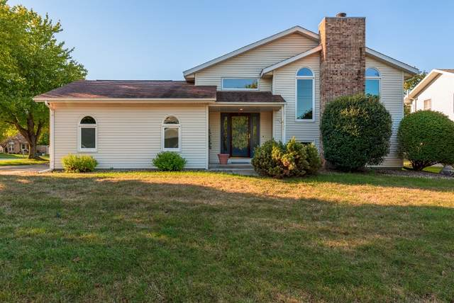 607 Carriage Hills Road, Normal, IL 61761 (MLS #11228252) :: Carolyn and Hillary Homes