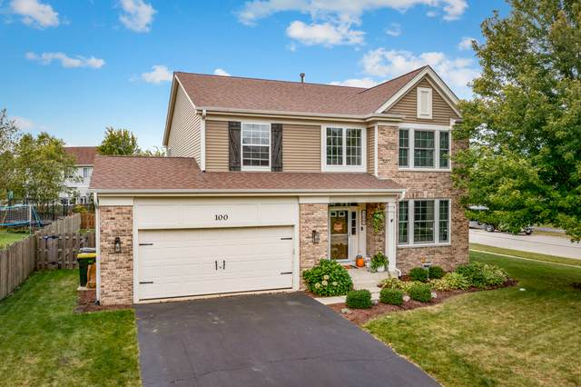 100 Augusta Lane, Cary, IL 60013 (MLS #11228290) :: Littlefield Group