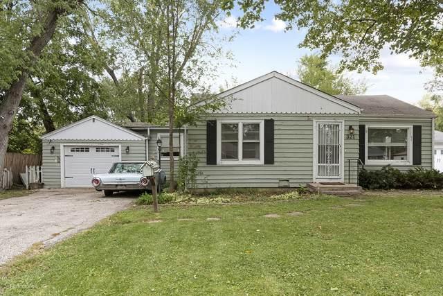 321 Lewis Avenue, Wauconda, IL 60084 (MLS #11228311) :: Littlefield Group
