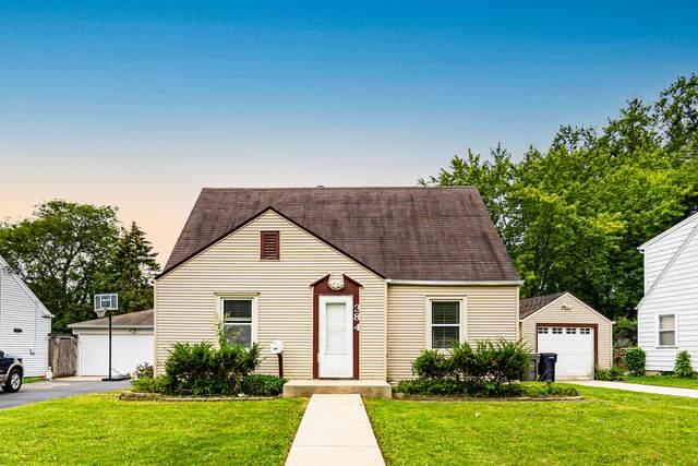 384 S Edison Avenue, Elgin, IL 60123 (MLS #11228337) :: The Wexler Group at Keller Williams Preferred Realty