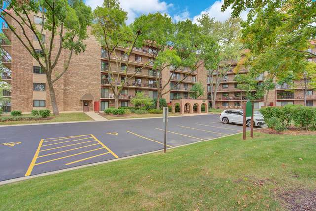 35 S Baybrook Drive #404, Palatine, IL 60074 (MLS #11228338) :: Carolyn and Hillary Homes