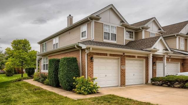 2531 Camberley Circle 1-810, Westchester, IL 60154 (MLS #11228371) :: John Lyons Real Estate