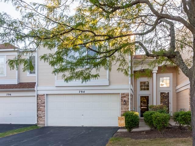 794 Mesa Drive #794, Elgin, IL 60123 (MLS #11228373) :: Littlefield Group