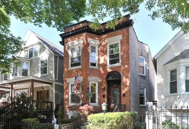 4036 N Saint Louis Avenue, Chicago, IL 60618 (MLS #11228389) :: John Lyons Real Estate