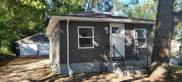 1035 Sill Avenue, Aurora, IL 60506 (MLS #11228409) :: The Dena Furlow Team - Keller Williams Realty