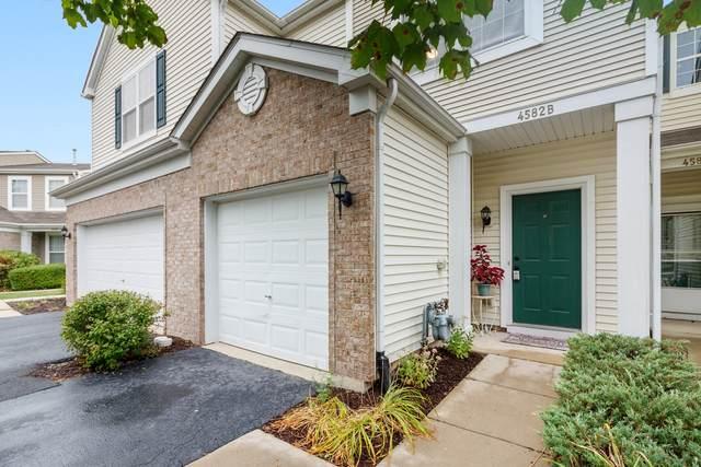 4582 Camden Lane B, Yorkville, IL 60560 (MLS #11228420) :: John Lyons Real Estate