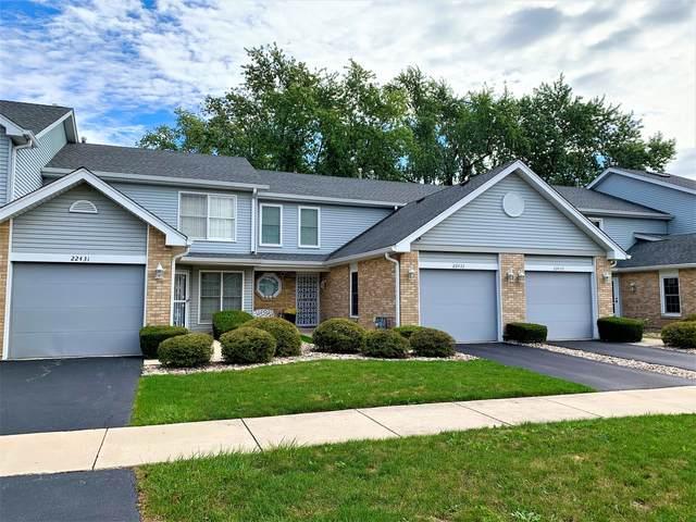 22433 Tyler Drive, Richton Park, IL 60471 (MLS #11228421) :: John Lyons Real Estate