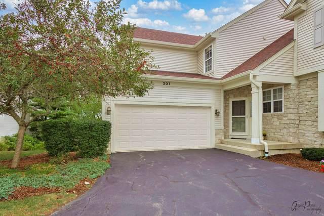 207 Berkshire Drive, Lake Villa, IL 60046 (MLS #11228446) :: Carolyn and Hillary Homes