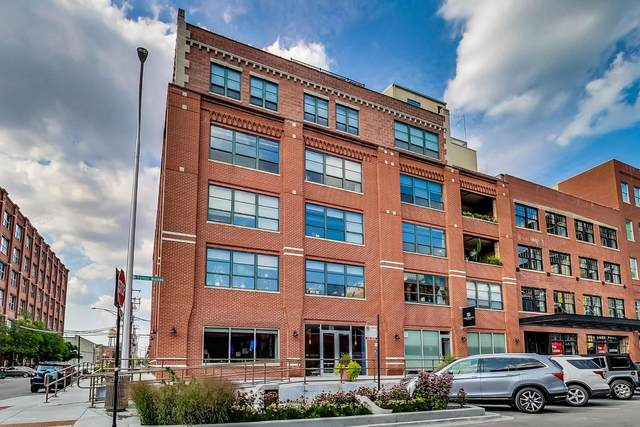 1118 W Fulton Street #308, Chicago, IL 60607 (MLS #11228487) :: BN Homes Group