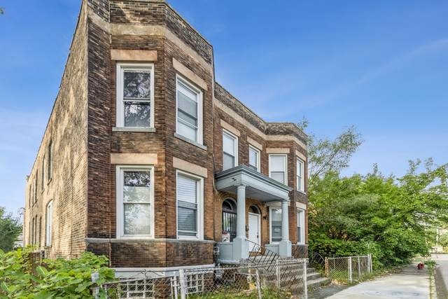 523 W 65th Place, Chicago, IL 60621 (MLS #11228500) :: Littlefield Group