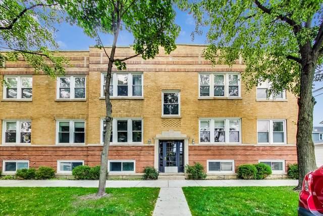 2846 W Waveland Avenue #1, Chicago, IL 60618 (MLS #11228505) :: John Lyons Real Estate