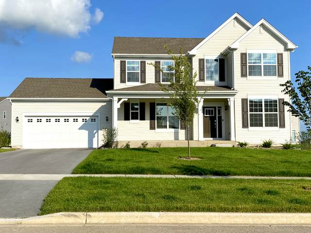 2161 Country Hills Drive, Yorkville, IL 60560 (MLS #11228582) :: Littlefield Group