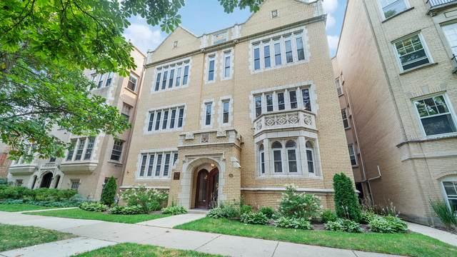 651 Hinman Avenue 2S, Evanston, IL 60202 (MLS #11228672) :: BN Homes Group