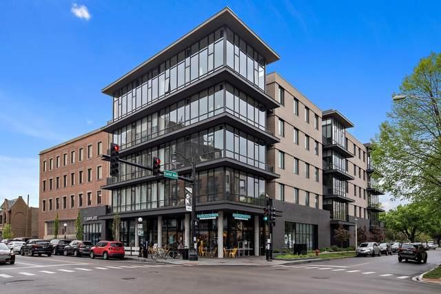147 N Euclid Avenue #501, Oak Park, IL 60302 (MLS #11228674) :: BN Homes Group