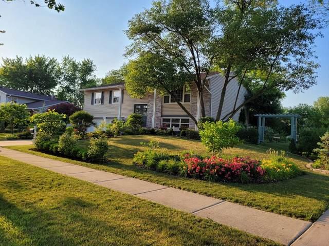830 Concord Lane, Hoffman Estates, IL 60192 (MLS #11228677) :: Littlefield Group