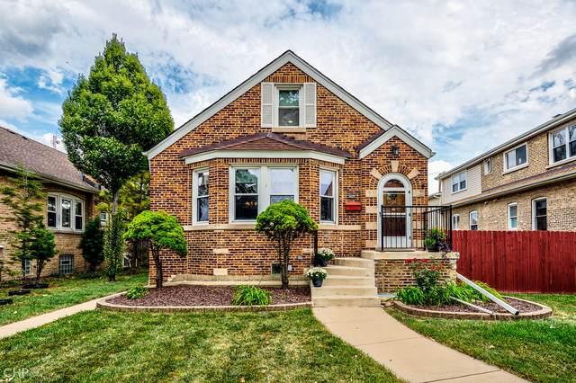 5129 N La Crosse Avenue, Chicago, IL 60630 (MLS #11228683) :: John Lyons Real Estate