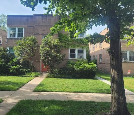1402 Brummel Street 2W, Evanston, IL 60202 (MLS #11228701) :: BN Homes Group