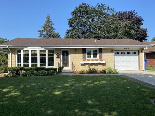 920 S See Gwun Avenue, Mount Prospect, IL 60056 (MLS #11228702) :: Suburban Life Realty